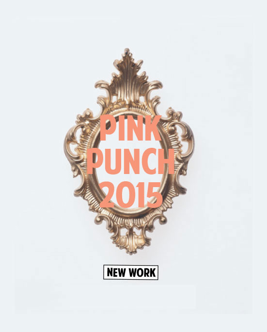 pink punch new work 2015